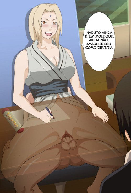 Naruto Hentai Full Color With Tsunade