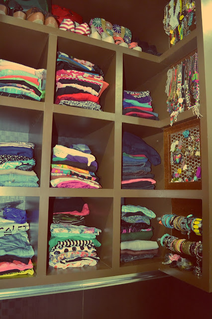 tips to organize closet