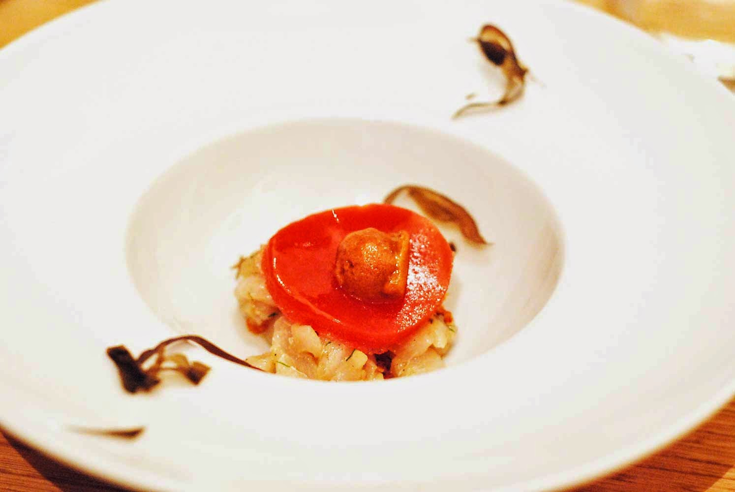 Rossa di sera bibere bistrot carbonara di spagione e for Ricciola arredamenti