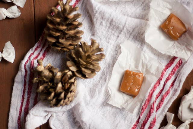 sea, salt, caramel, sweets, food, blog, blogger, uk lifestyle, gift, edible, homemade, christmas