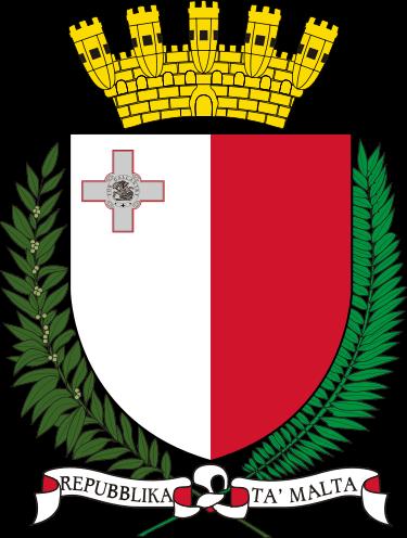Maltan vaakuna