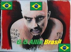 G.G Allin Brasil