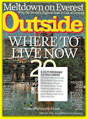 Outside October 2012 cover