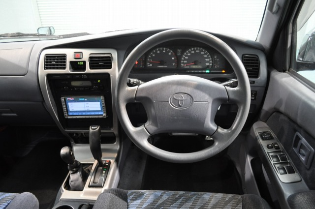 e-Budget: 1999 Toyota Hilux Surf SSR-X 4WD for Tanzania!!|Japanese vehicles to the world