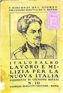 LAVORO E MILIZIA PER LA NUOVA ITALIA