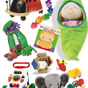 ------------------- One Year Old Toys -------------------