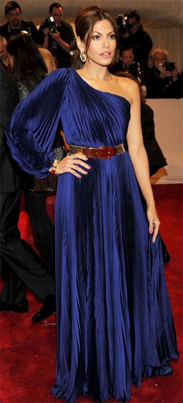 vazul1 Que make usar com: Vestido azul