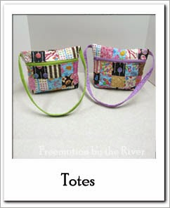 Free Kids Tote Tutorial at Freemotion by the River