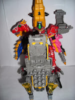 Zyuden Sentai Kyoryuger Minipla/Candy Toy Gigant Cannon