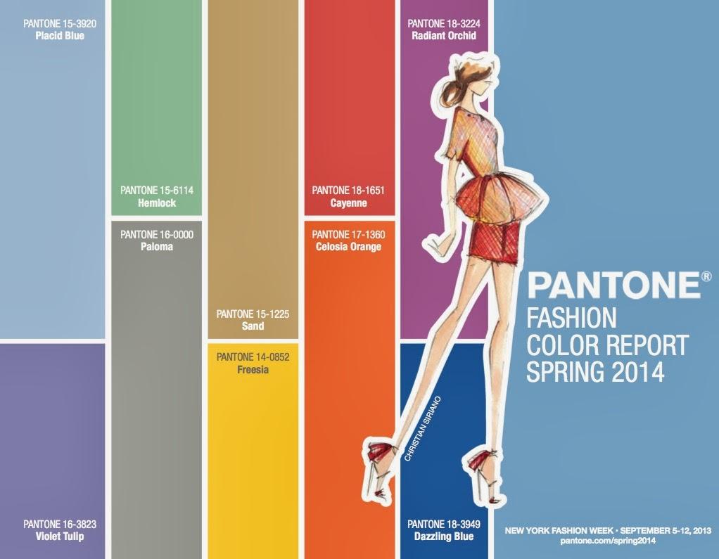 VipandSmart Pantone 2014