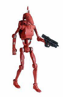 "Hasbro Star Wars Amazon.com Exclusive 3.75"" Droid Factory Battle Droid Figure"