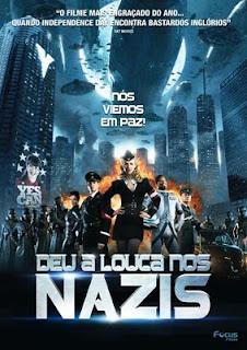 Assistir Filme Deu a Louca Nos Nazis Dublado Online