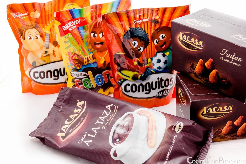 Lacasa - chocolates y toppings