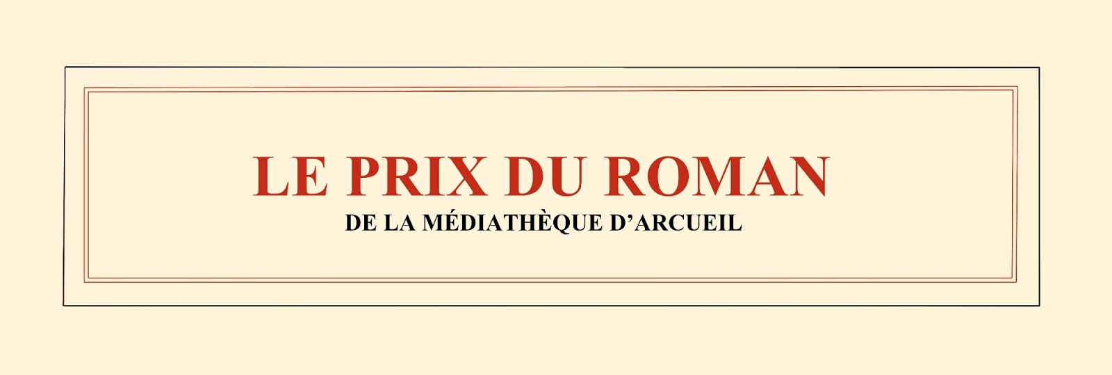 Le Prix du Roman