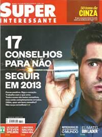 Revista Super Interessante Janeiro de 2013 Edição 314