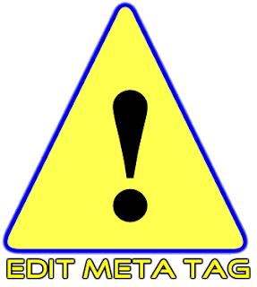 Edit Meta Tag