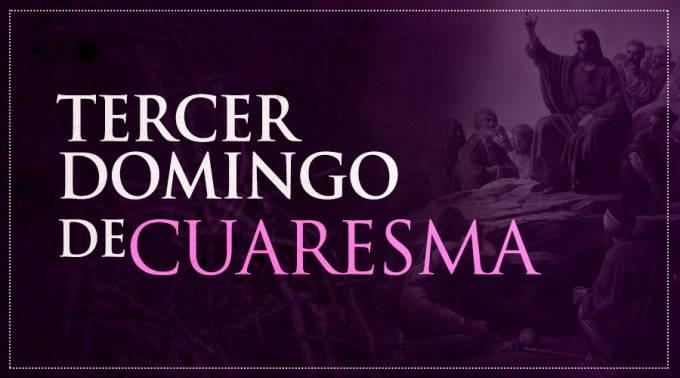 Recursos III Domingo Cuaresma-A