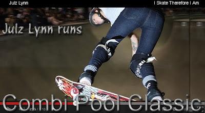 Julz Lynn, Girls Combi Pools Classic 2013, skateboard videos