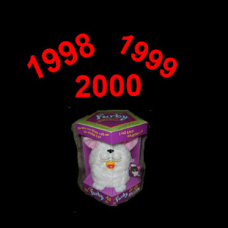 Furby - The Early Years Graphic