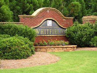Whitfield Cumming GA Neighborhood