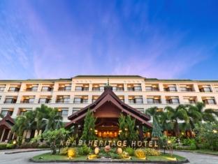 Thailand Aonang Beach Krabi Heritage Hotel