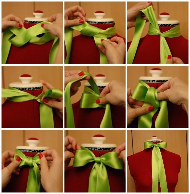 DIY Cmo hacer lazos originales y bonitos A todo Confetti Blog
