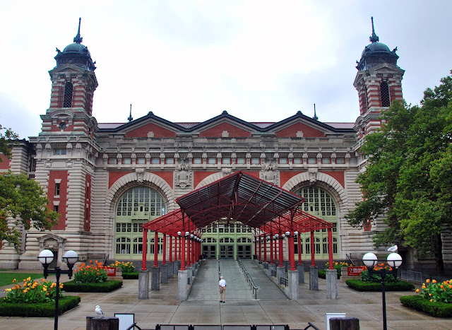 New york the ellis island immigration museum new york the