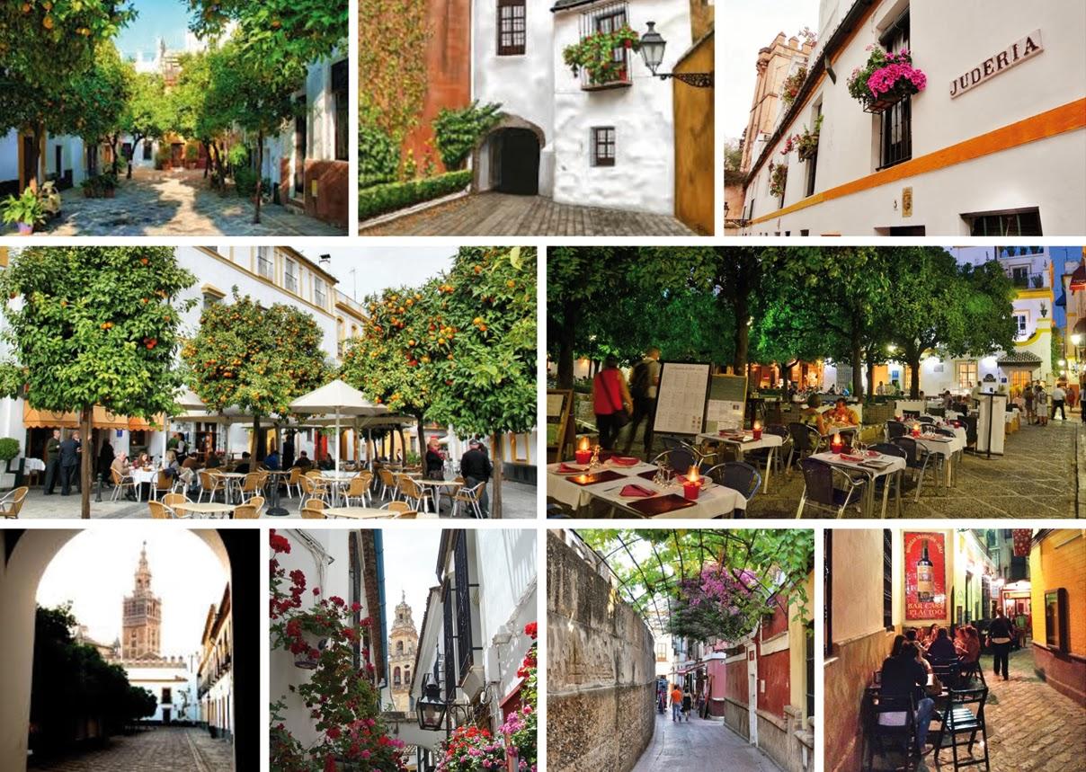 hotel cenro Sevilla