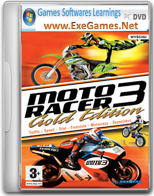 Moto Racer 3 Free Download PC Game Full Version
