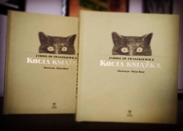 """Kot w książce, czyli """"Kocia książka"""" Jarosława Iwaszkiewicza"""
