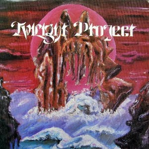 Twilight Project - Twilight Project (1986) Sweden Metal Power Metal