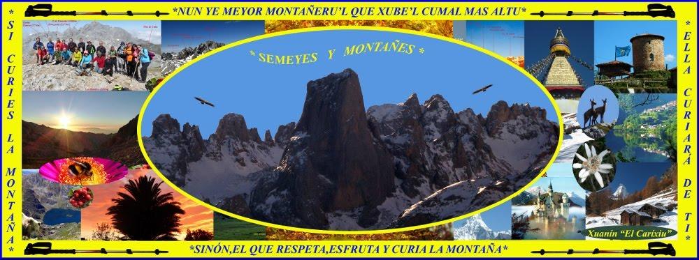 Semeyes y Montañes