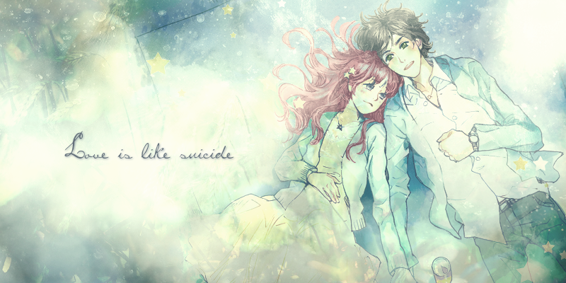 Love is like suicide