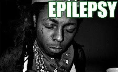 lil wayne epileptic seizures