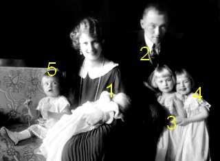 Friedrich von Hohenzollern war verheiratet mit Margarete von Sachsen  (1900–1962), der Tochter von König Friedrich August III. von Sachsen (1865–1932) und der Luise von Österreich-Toskana. Aus der Ehe gingen vier Söhne und drei Töchter hervor