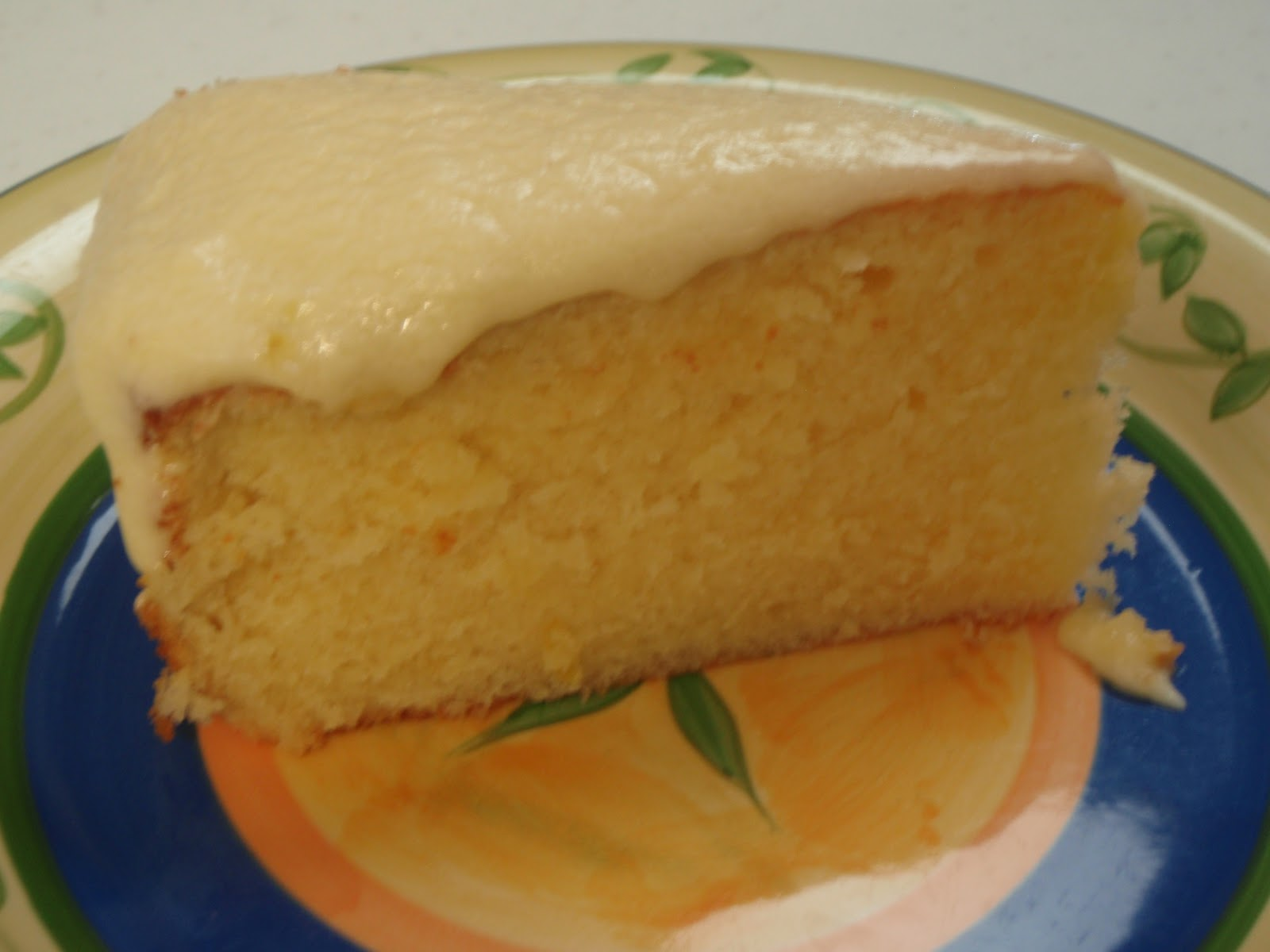 Beautiful Lemon Cake Images : Musings of Another Mother: Beautiful Butter Cake with ...