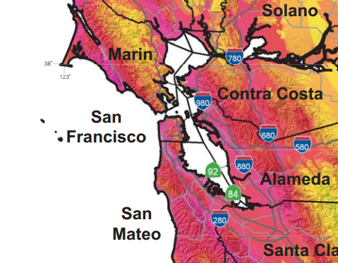 Earthquakes and Scientific Research: California's Exposure to Damage