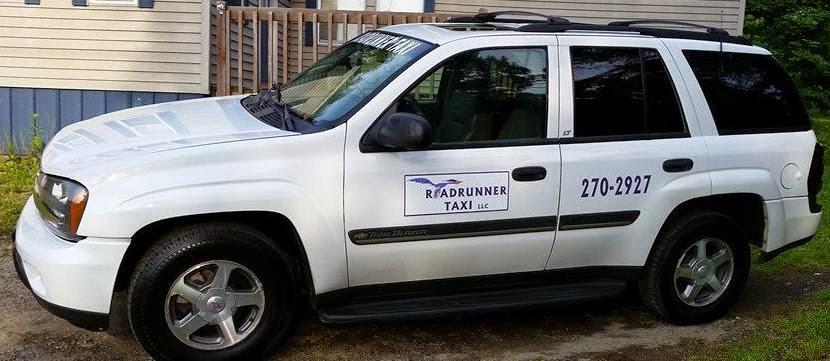 Roadrunner Taxi (Dexter)