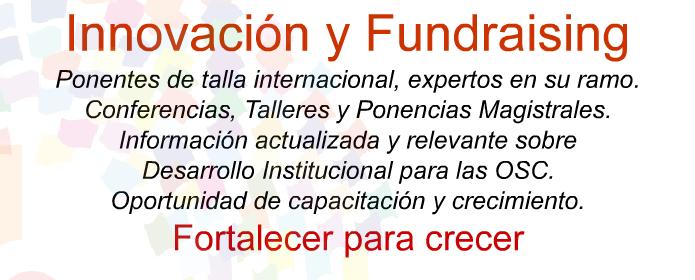 Innovación y Fundraising