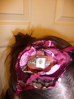 headband, ayohkayla, ay oh kayla, kayla astin, craft, craft blog, mommy blog