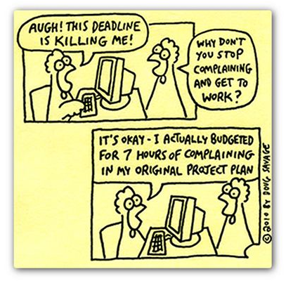 Plan everything in Project Management