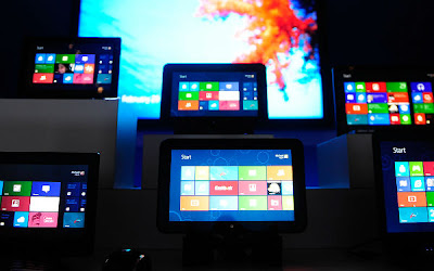 Windows 8 screens