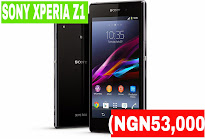 SONY XPERIA Z1 (NGN53,000)
