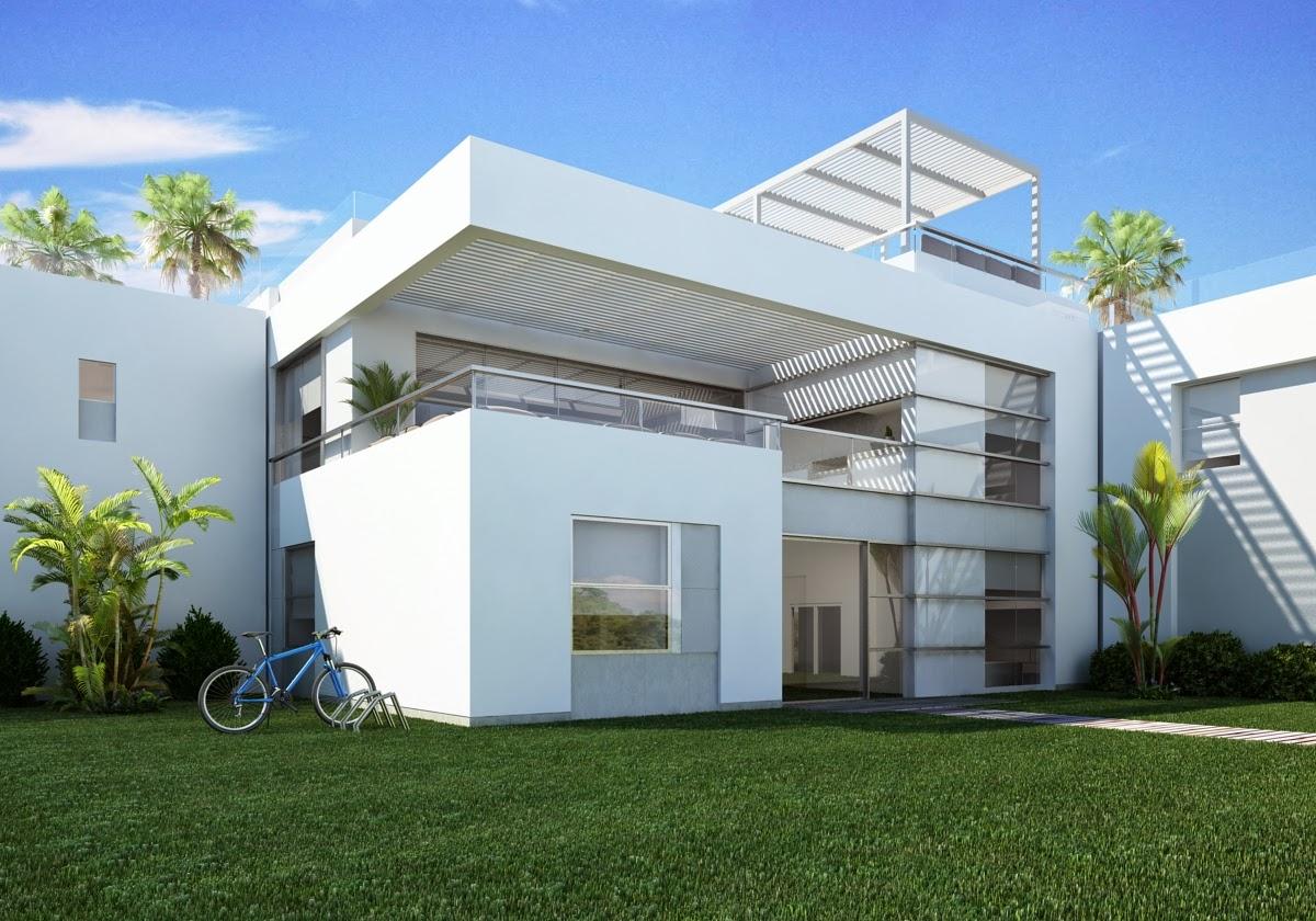 Casas de playa archicenter per for Parrillas para casa de playa
