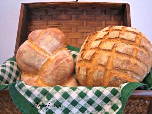 pane con lievito di birra, come avere il pane caldo  in poche ore