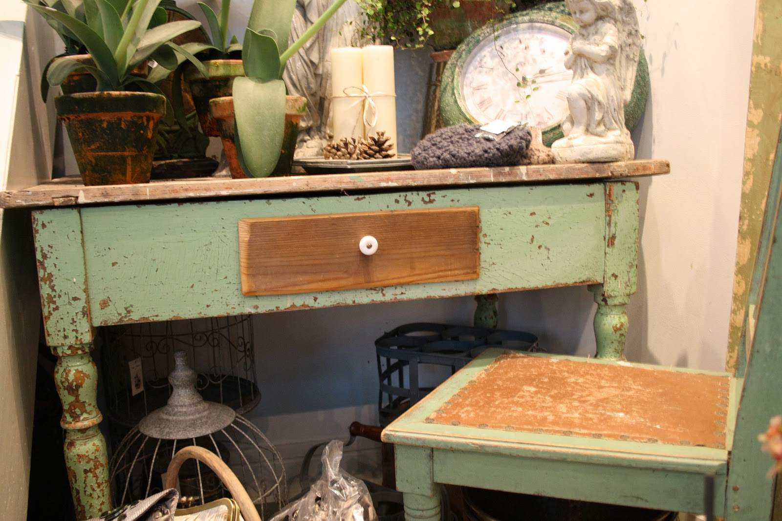 gamle franske møbler