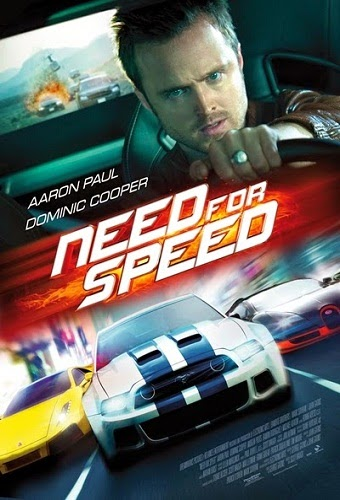 Need For Speed 2014 BRRip 720p Dual Latino-Inglés