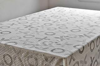 Jantar romântico toalha romântica especial