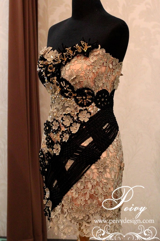 After party dress courtesy of mrs junny medan by for After wedding party dress