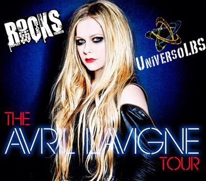 The Avril Lavigne Tour